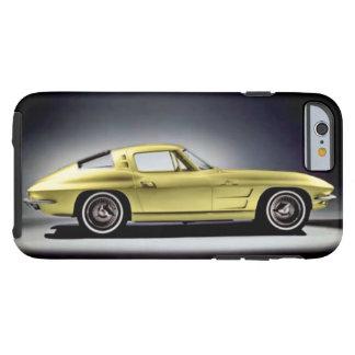Raio 1963 de Corveta Sting Capa Tough Para iPhone 6