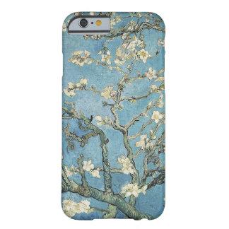 Ramos da amêndoa de Vincent van Gogh   na flor, Capa Barely There Para iPhone 6