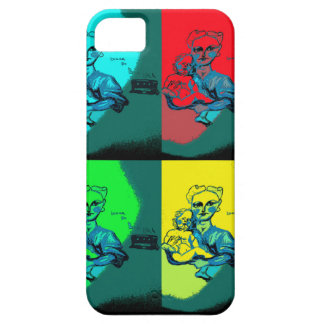 Raphael retro capa barely there para iPhone 5