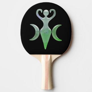 Raquete De Ping Pong Deusa tripla