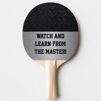 Raquete De Ping-pong Jogador mestre de Pong do sibilo