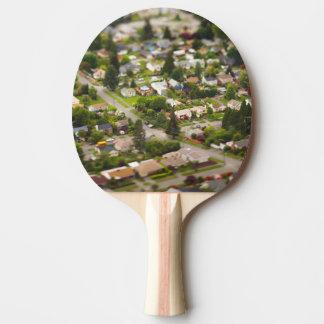 Raquete De Ping-pong Lentes da inclinação/deslocamento da técnica #1-