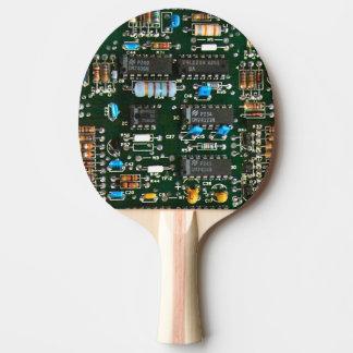 Raquete De Ping-pong O conselho de circuito impresso dos eletrônicos do