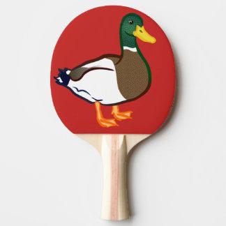 Raquete De Ping Pong pato