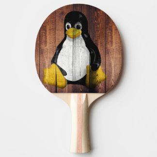 Raquete De Ping Pong pinguim