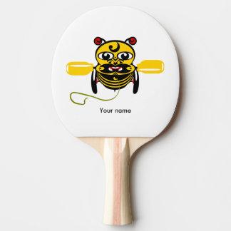 Raquete De Tênis De Mesa Brinquedo Kiwiana da abelha de Hei Tiki