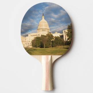 Raquete De Tênis De Mesa EUA, Washington DC, construção do Capitólio