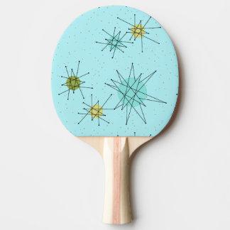 Raquete De Tênis De Mesa Pá atômica azul de Pong do sibilo de Starburst do