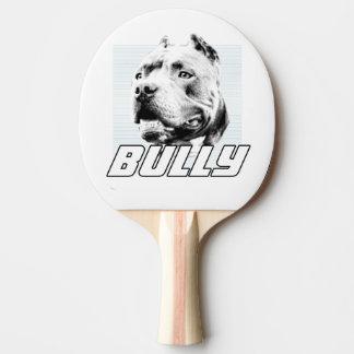 Raquete Para Ping-pong Cão americano da intimidação