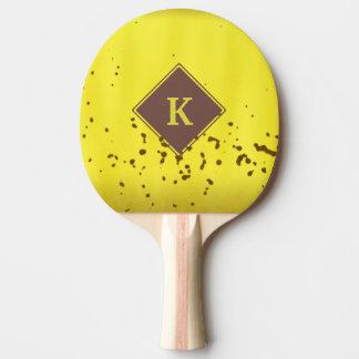 Raquete Para Ping Pong Casca da banana
