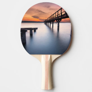 Raquete Para Ping-pong Cuspes do gêmeo