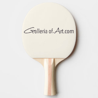 Raquete Para Ping Pong Galeria da arte .com - sibile a pá de Pong