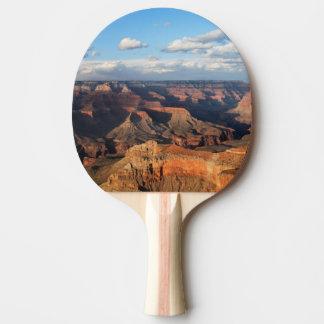 Raquete Para Ping Pong Grand Canyon visto da borda sul na arizona