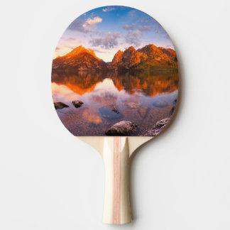 Raquete Para Ping-pong Nascer do sol