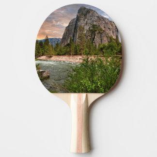 Raquete Para Ping-pong Quedas nupciais do véu