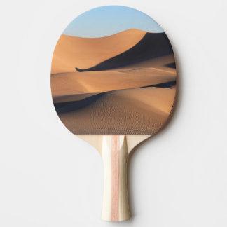 Raquete Para Ping-pong Sombras surpreendentes do deserto