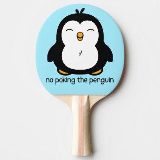 Raquete Para Tênis De Mesa Nenhum picar o pinguim