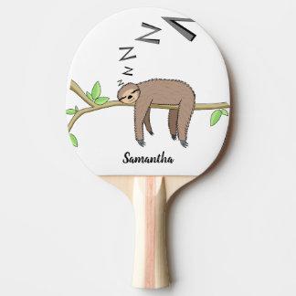 Raquete Para Tênis De Mesa Preguiça do sono