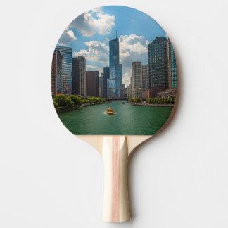 Raquete Para Tênis De Mesa Skyline Chicago