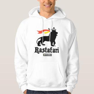 Rastafari Moletom Com Capuz