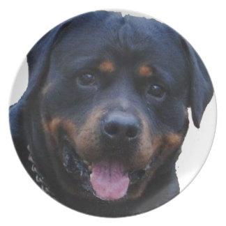 Rath Rottweiler Louça De Jantar