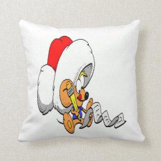 Rato do Natal Almofada
