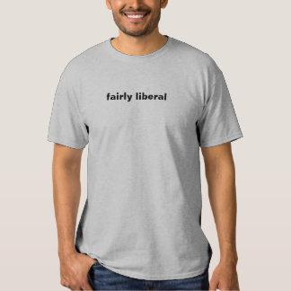 razoavelmente liberal t-shirts