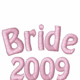 Recem casados 2009 da noiva moletom com capuz