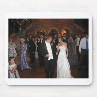Recepção de casamento 026 de Blake & de Megan Mouse Pad