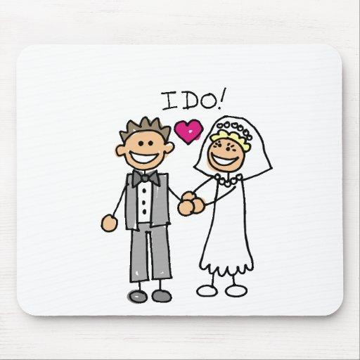 Recepção de casamento 37 mousepads