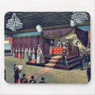 Recepção de casamento por Kasai, Torajirō Mousepad