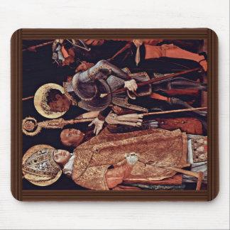 Recepção do Erasmus do St. pela vista geral do St. Mouse Pad