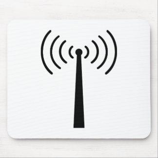 Recepção móvel mouse pad