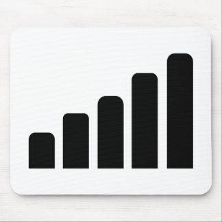 Recepção móvel mousepad