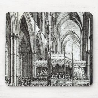 Recepção na comemoração de Handel Mouse Pads