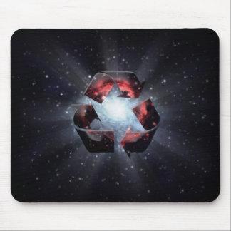 Reciclar (espaço) mouse pad