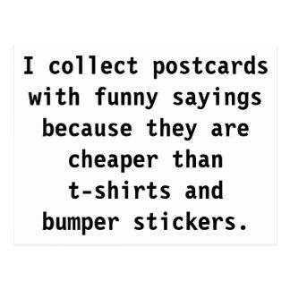 Recolha Cartão Postal