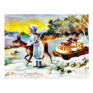 recordar-Natal Cartões Postais