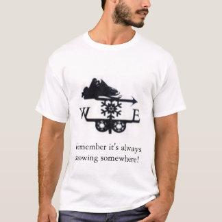 Recorde a neve tshirt