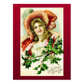 Recorde o Natal Cartão Postal