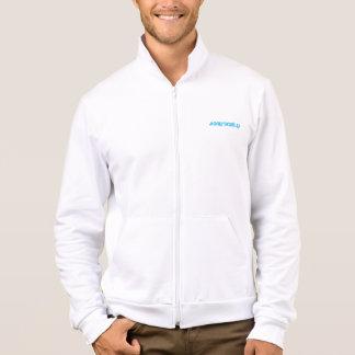 Rectifique o desgaste jaquetas estampadas