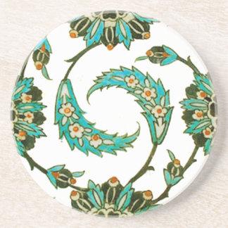 Redemoinho persa porta-copos de arenito