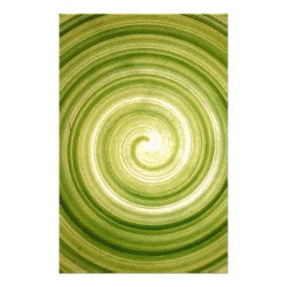 Redemoinho verde papelaria