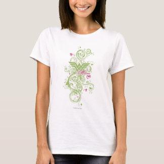 Redemoinhos da mamã da maravilha t-shirts