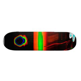 Refrigere o passeio shape de skate 21,6cm