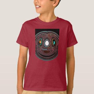 Refrigere para trás o t-shirt original do submundo