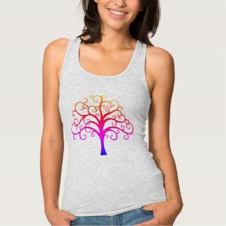 Regata Árvore da vida/árvore da parte superior da vida