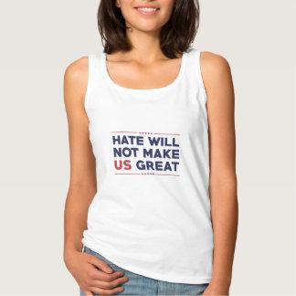 Regata Basic O ódio não fará o excelente dos E.U.