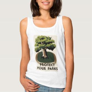 Regata Basic Proteja seus parques