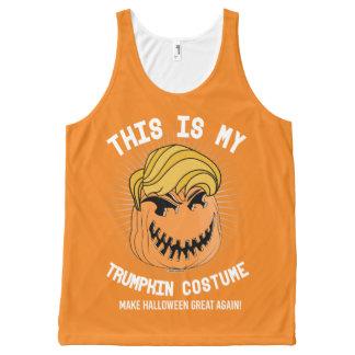 Regata Com Estampa Completa Este é meu traje de Trumpkin - faça o excelente do